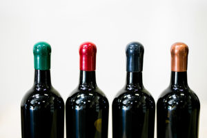 History of the Glass Wine Bottle